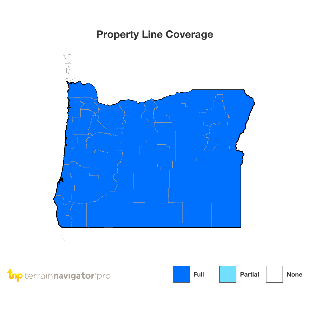 Property Ownership Map Crook County Oregon